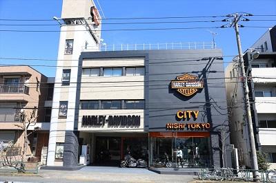 ハーレーダビッドソンシティ/西東京店の店舗写真