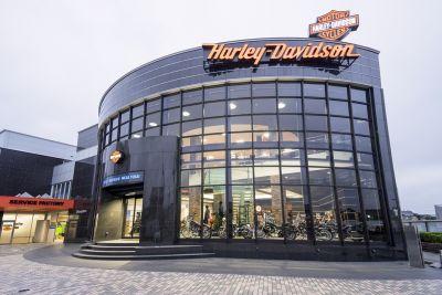 ハーレーダビッドソン メガ東海の店舗写真