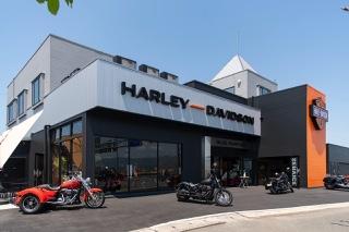ハーレーダビッドソンブルーパンサーの店舗写真