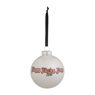2016 Ball Ornament