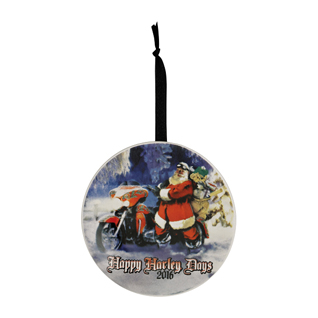 2016 Mini-Plate Ornament