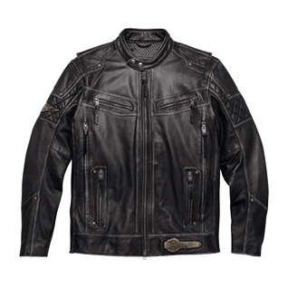 Tifton Leather Jacket