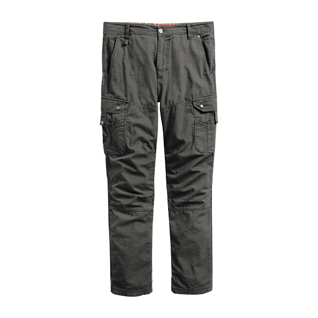 Straight Leg Fit Cargo Pant
