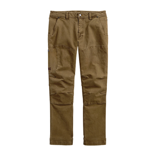 Straight Leg Fit Modern Canvas Pant