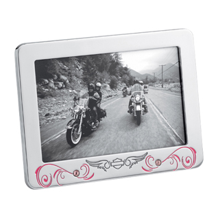 "Pink Label 4"" x 6"" Photo Frame"