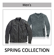 MEN'S SPRING COLLECTION