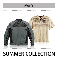 MEN'S SUMMER COLLECTION