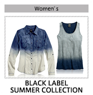 WOMEN'S BLACK LABEL SUMMER COLLECTION