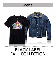 MEN'S BLACK LABEL FALL COLLECTION