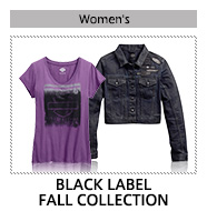 WOMEN'S BLACK LABEL FALL COLLECTION