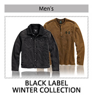 MEN'S BLACK LABEL WINTER COLLECTION