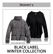 WOMEN'S BLACK LABEL WINTER COLLECTION